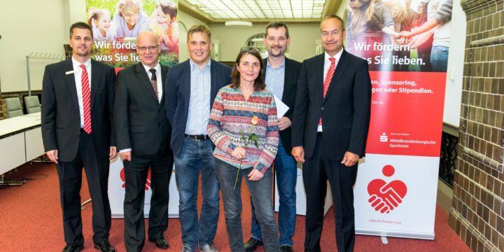 Danke an die MBS – Förderverein erhält Spenden zur Umsetzung einer Roboter-AG